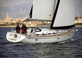 Sailboat for Charter Bavaria 50 Cruiser (5cab)