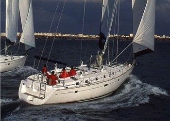 Sailboat for Charter Beneteau 50