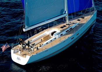 Sailboat for Charter X-65 (4 cab)