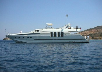 Charter yate Technema 82