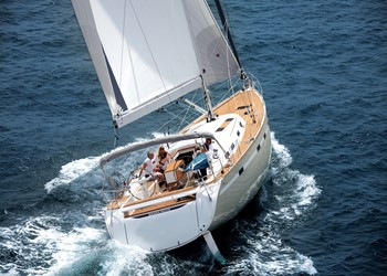 Sailboat for Charter Bavaria Cruiser 50