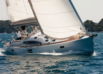Sailboat Hiring Elan 50 Impression (4 cab)