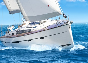 Sailboat for Charter Bavaria Cruiser 56 (4 cab)