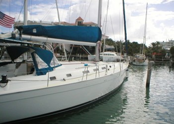 Sailboat for Charter Beneteau 51