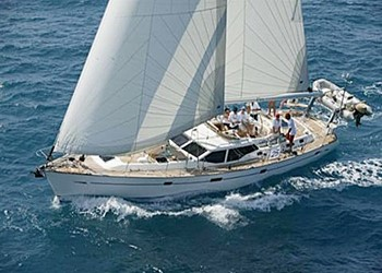 Sailboat Hiring Oyster 53 DS