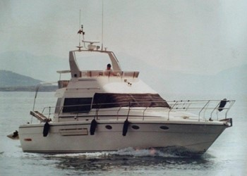 Motor Boat for Rent Westerly Wolfe 15