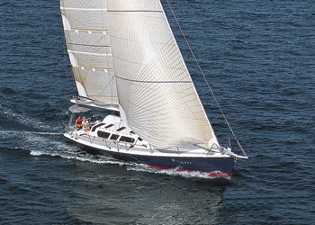Sailboat for Hire Hunter 50