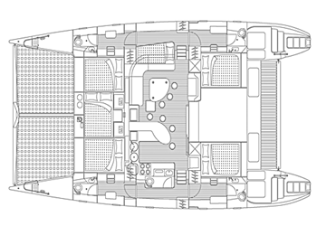 voyage_520_layout.png Yacht Image - 7