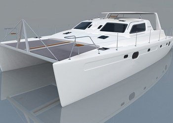Luxury Catamaran Rental Voyage 480