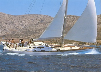 Sailing in Freedom 60 DS