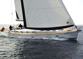 Sailboat for Charter Bavaria 50 Cruiser (3 cab)