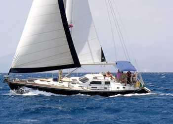Sailboat Holidays Venus 55