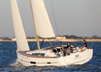 Sailboat Vacations Dufour 500 Grand' Large (3 cab)
