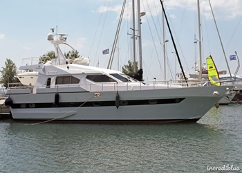 Motor Boat for Hire Maiora 57