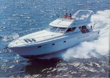 Charter Motorboot Princess 55