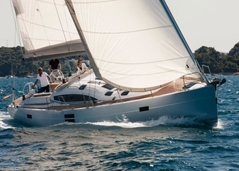 Sailboat Hiring Elan 50 Impression (3 cab)