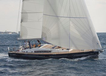 Sailboat for Charter Oceanis 60