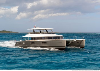 Luxury Catamaran for Rent Lagoon 630 (5 cab)
