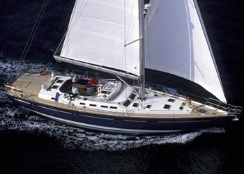 Sailboat for Charter Oceanis 57