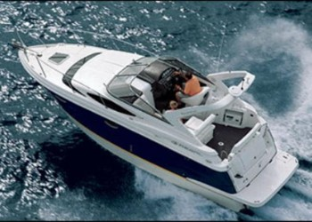Navegue yate Regal Commodore 2860
