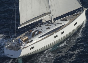 Sailboat Rental Jeanneau 54 (5 cab)