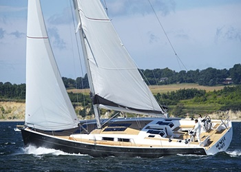 Sailboat for Hire Hanse 575 (4 cab)