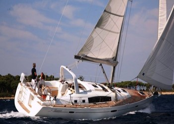 Sailboat for Charter Oceanis 50