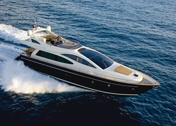 Sailboat for Hire Riva 75