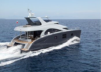 Katamaran charter Sunreef 60 Power