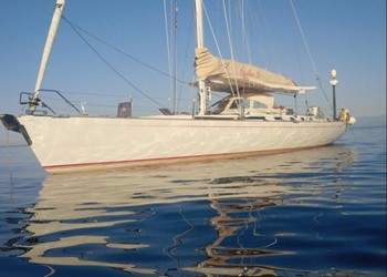 Sailboat for Hire Starkel 60