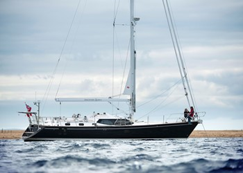 Sailboat Vacations Discovery 55 Mk II