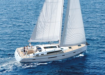 Sailboat for Charter Bavaria Cruiser 56 (3 cab)