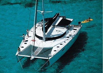 Location de catamaran Whale 60