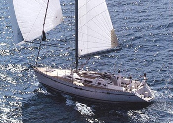 Sailboat Rental Sun Odyssey 51