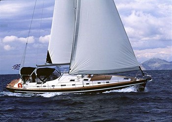 Sailing in Ocean Star 60.1