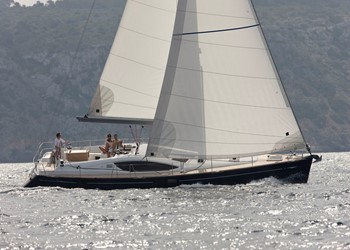 Sailboat Rental Sun Odyssey 50 DS