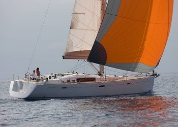 Sailboat for Charter Oceanis 54