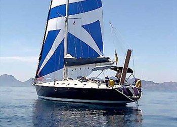 Sailboat Hire Alfa 51