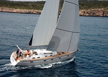 Sailboat for Charter Bavaria Cruiser 55
