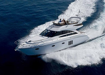Charter Motorboot Princess 50