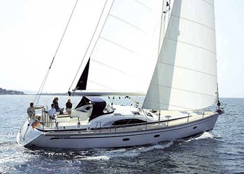 Sailboat for Charter Bavaria 50 Vision