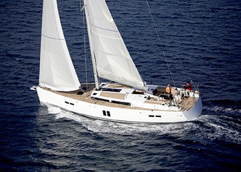 Sailboat for Hire Hanse 545 (4 cab)