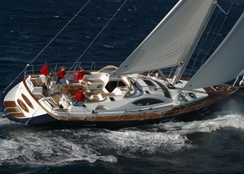 Sailboat Rental Sun Odyssey 54 DS