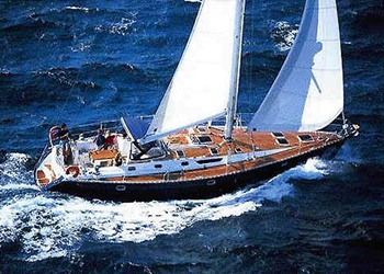 Sailboat Rental Sun Odyssey 52.2