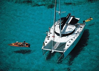 Location de catamaran Eleuthera 60